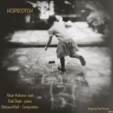 'Hopscotch', a duet for oud and piano